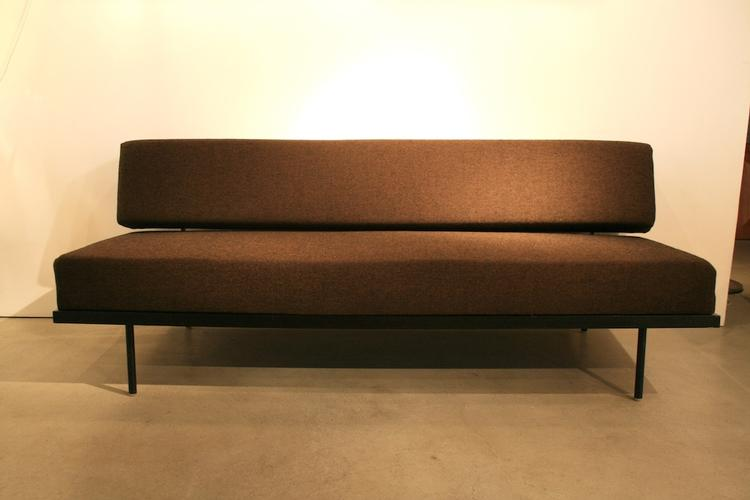 1950er Bettsofa von Hugo Peters