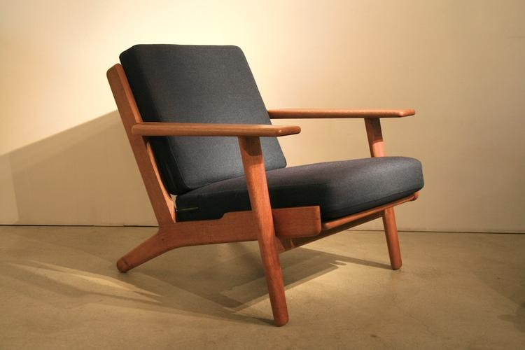 Easy Chair GE-290 von Hans J. Wegner - 2