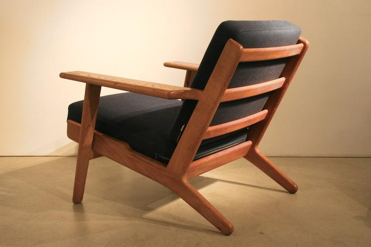 Easy Chair GE-290 von Hans J. Wegner