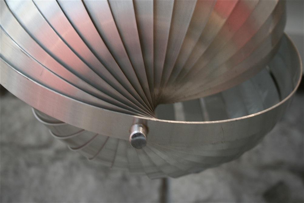 Spirallampe von Henri Mathieu / Frankreich (4909) | Div.Leuchten ...