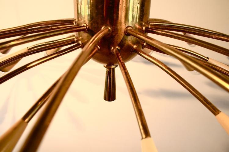 extra grosse 1950er sputniklampe 5085 div leuchten lampe timetunnel. Black Bedroom Furniture Sets. Home Design Ideas
