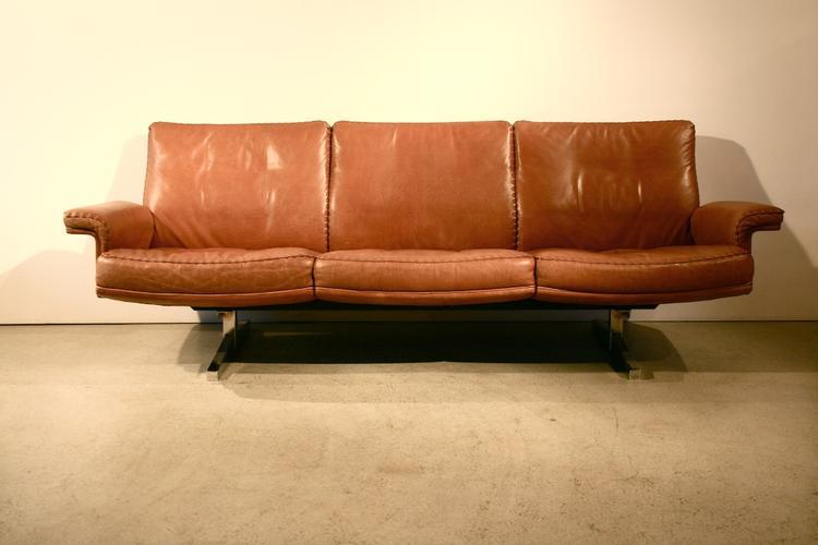 formsch nes 1960er desede sofa ds 35 5070 leder sofas sofa sessel timetunnel. Black Bedroom Furniture Sets. Home Design Ideas