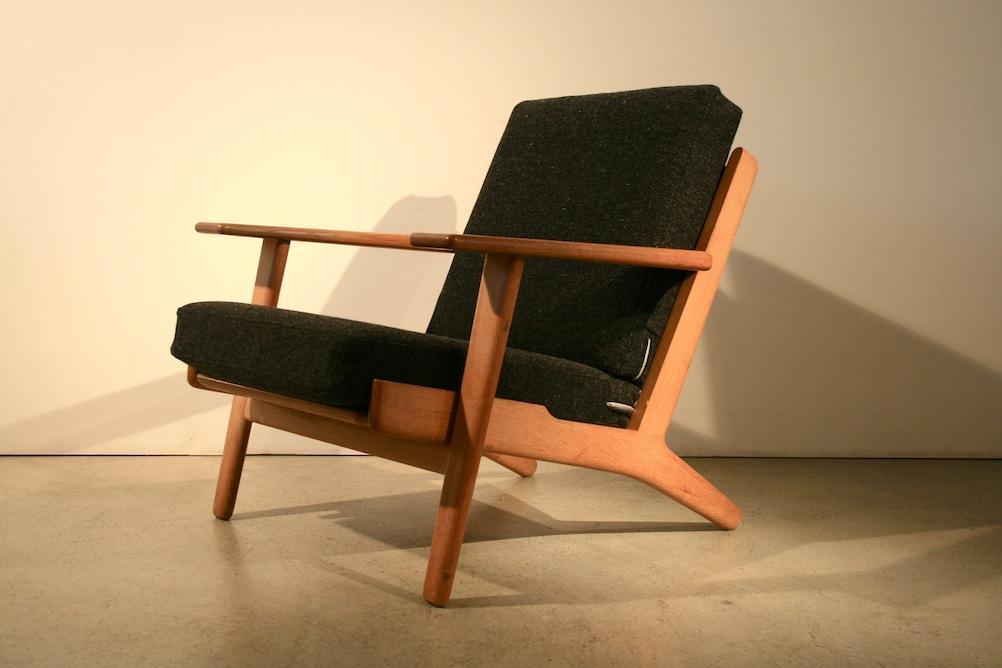 hans wegner sessel ge290 f r getama 5039 div sofas. Black Bedroom Furniture Sets. Home Design Ideas