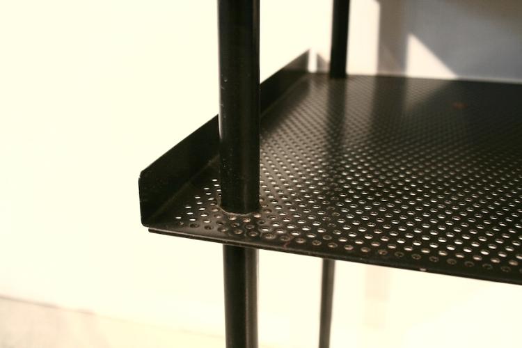 nachttischchen von wim rietveld f r auping 5151 div tische tisch timetunnel. Black Bedroom Furniture Sets. Home Design Ideas